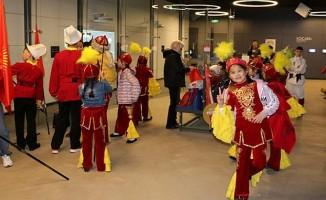 23 Nisan Çocuklarından Gebze K@BİN'de Renkli Gösteri