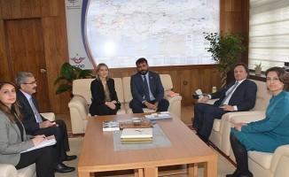 İspanya Büyükelçiliğinden Genel Müdür Uygun'a Ziyaret