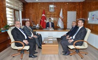 TÜDEMSAŞ Yönetim Kurulu Toplantısı Yapıldı