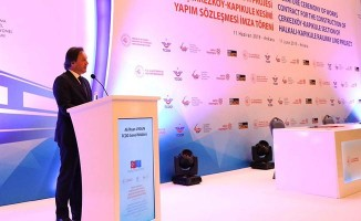 AB'den 275 Milyon Euro Hibe Alan Demiryolu Projesi