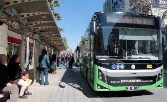 Belediye Otobüsleri KPSS'ye Gireceklere Ücretsiz