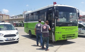 Görme engelli vatandaşı otobüsten indiren şoföre ceza