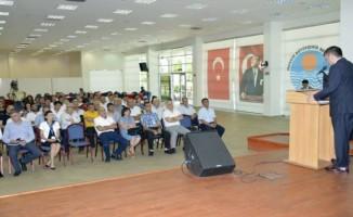 Mersin'in 5 Yıllık Ulaşım Planı Masaya Yatırıldı