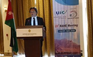 TCDD Genel Müdürü Uygun'a UIC'de 2. Görev