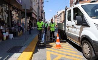 Trafik güvenliği için çalışmalar devam ediyor