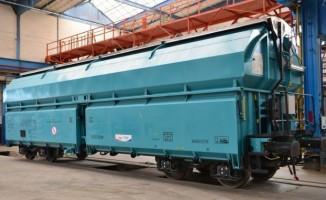 TÜDEMSAŞ 2 Prototip Vagonu Üretti! 600 Vagon Siparişi Bekliyor
