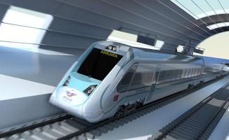 Türkiye'nin ilk yerli ve milli elektrikli tren seti