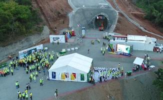 Yapı Merkezi Tanzanya'da Tünel Kazı Çalışmalarına Başladı