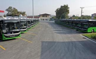 6 Bölgede 60 Otobüs Hattı Devreye Girecek