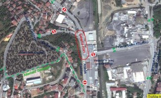 Alibeyköy'de Tramvay İçin Altyapı Deplasesi Yapılacak