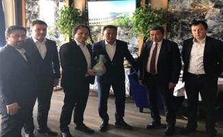 Demiryollarında Türk Ülkelerin İş Birliği