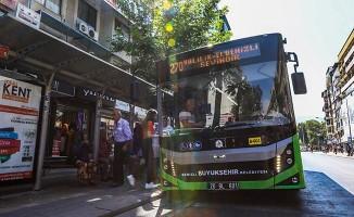 Denizli'de belediye otobüslerinde 2.aşamaya geçildi! Denizli Yeni Belediye Otobüs Numaraları ve Güzergahları