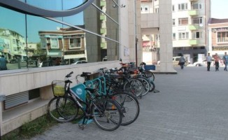 Sakarya'da Bisiklet Duraklarının Sayısı 100'e Ulaştı