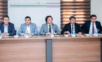 TCDD Genel Müdürü Uygun Gaziantep'te! Gaziray Projesi'ni İnceledi