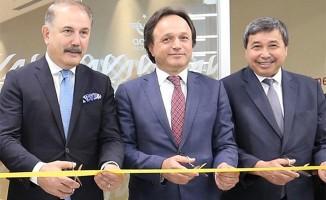 TCDD Taşımacılık - Vakıfbank CIP Salonu Hizmete Açıldı