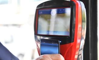 Ankara'da toplu taşımada mobil cep (cep bilet) dönemi