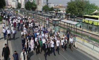 Gaziantep'te Avrupa Hareketlilik Haftası Etkinliği
