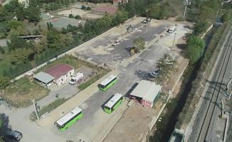 Gebze Fatih İstasyonu'na 150 Araçlık Otopark