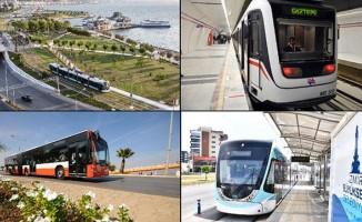 İzmir'de toplu ulaşımda yeni düzenlemeler