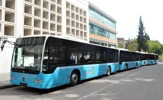 Kahramanmaraş'ta toplu taşımada tedbirler alındı