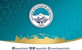 Kayseri'de Yaya Ve Bisiklet Yolu İhalesi Gerçekleştirildi
