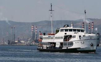 Kocaeli'de deniz ulaşımında kış tarifesine geçildi