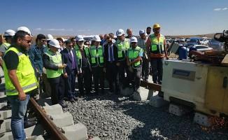 Ankara Sivas Hızlı Tren Hattı Etap Etap Açılacak