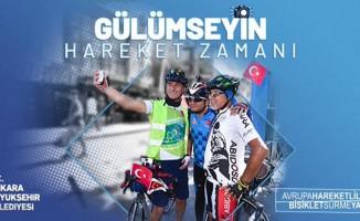 Tweet At Bisiklet Kazan!