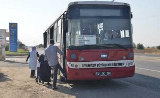 Bismil'de Hastaneye Ücretsiz Servis