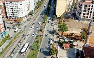 Eskişehir'de trafiği rahatlatacak çalışma