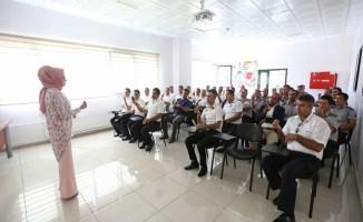 GAZİULAŞ personeline işaret dili eğitimi