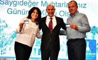 İzmir'de Muhtarlara Ücretsiz Toplu Ulaşım