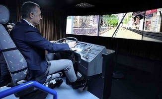 Yılda 2 bin 500 toplu taşıma sürücüsüne eğitim