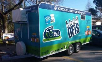 Mobil Ofis Karavanı 4-8 Ekim Arası Kandıra'da Hizmet Verecek