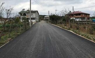 Pınardüzü Köyü yollarına konfor geldi