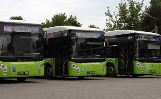 Toplu taşıma araçları için güzergah değişikliği