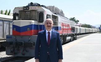 Demiryolu Taşımacılığında Hedef Yüzde 20