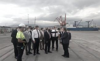 TCDD Taşımacılık Genel Müdürü Yazıcı, Sivas Bölgesinde İncelemelerde Bulundu
