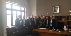 TCDD İle Sırbistan Demiryolları Arasında İşbirliği
