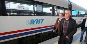 İstanbul'dan Hızlı Tren ile Konya'ya Vuslat Yolculuğu
