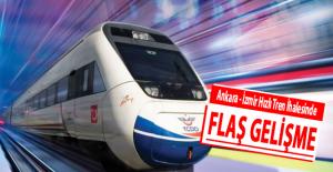 Ankara - İzmir Hızlı Treninin 2. Etabı Afyonkarahisar - Uşak Arası Altyapı İhalesi Sonuçlandı