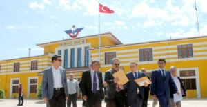 Sivas'ta Hızlı Tren Güzergahı İçin İmza Kampanyası