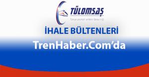Tülomsaş DE 22000 ve DE 3000 Lokomotifler için Motor Malzemesi Satın Alınması İhalesi