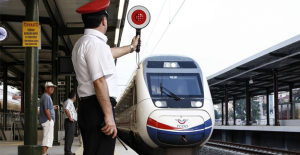 Ankara İzmir Hızlı Treni 2019'da Raylarda Olacak