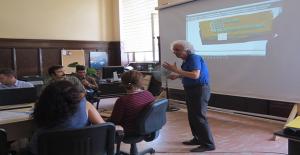 Haydarpaşa Gar binasının tadilatı için 3 nolu bilim kurulu toplantısı yapıldı.