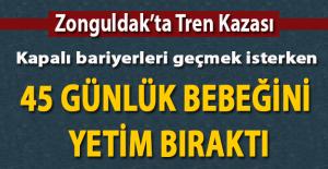 Zonguldak'ta Hemzemin Geçitte Kaza 2 Ölü