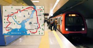 İstanbul'a Çevre yolu metrosu