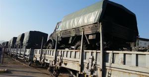 İstanbul'daki kışla trenle Gaziantep'e taşınıyor