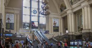 Ukrayna Demiryollarında Tarihi Değişiklik