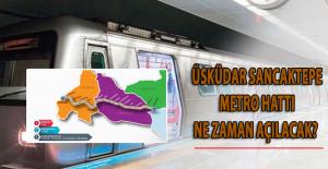 Üsküdar Sancaktepe metro hattı ne zaman açılacak? Güzergahı ve İstasyonları nereler?